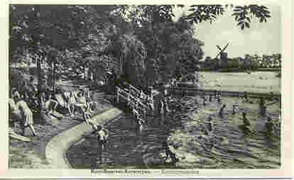 Historiek - Zwemdok-Noordkasteel