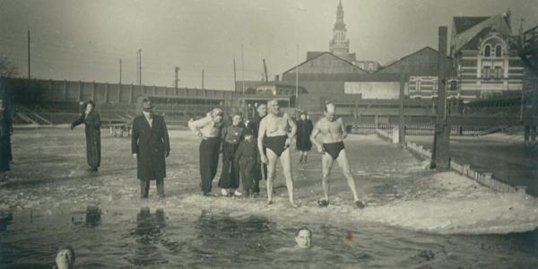 Historiek - Zwemdok Zuid - 1878